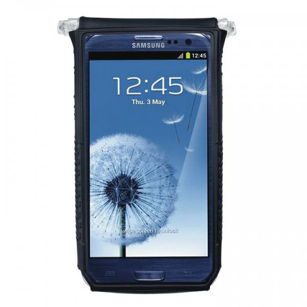 "TOPEAK Smartphonetasche Dry Bag Maße: 7 x 3 x 14,2 cm | Smartphone 4"" - 5"" Display | schwarz"