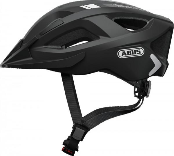 ABUS Fahrradhelm Aduro 2.0 race black M Kopfumfang [cm] 52-58