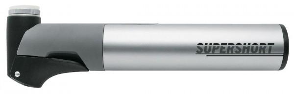SKS Minipumpe Supershort Länge: 164 mm | silber / grau