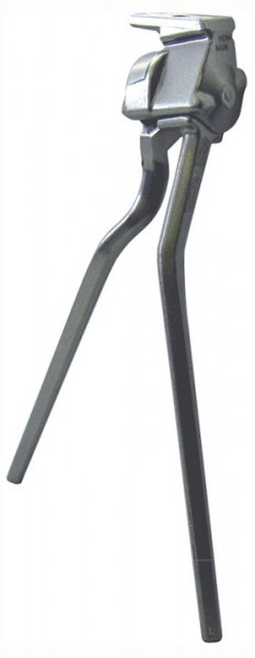 PLETSCHER Zweibeinständer ESGE Für 28 Zoll | Höhe (max): 32 cm | schwarz