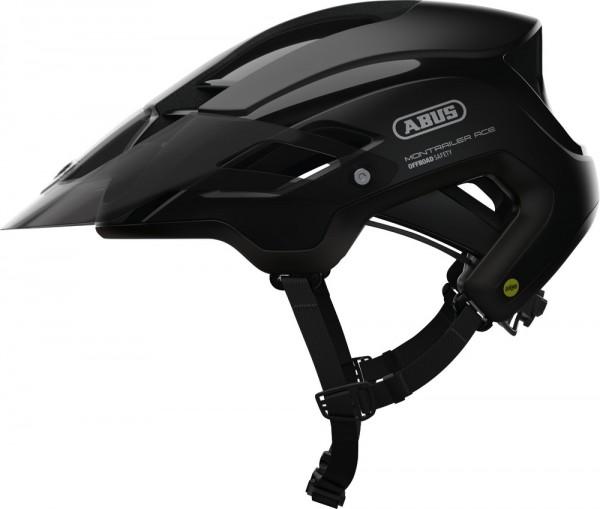 ABUS Fahrradhelm MonTrailer ACE MIPS velvet black L