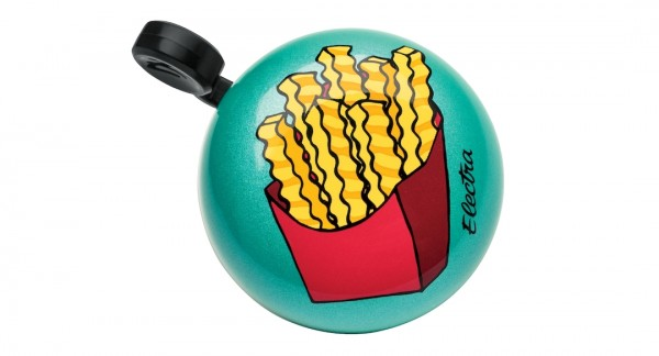 Electra Glocke Domed Ringer Bell Fries 22,2 mm 22,2 mm,