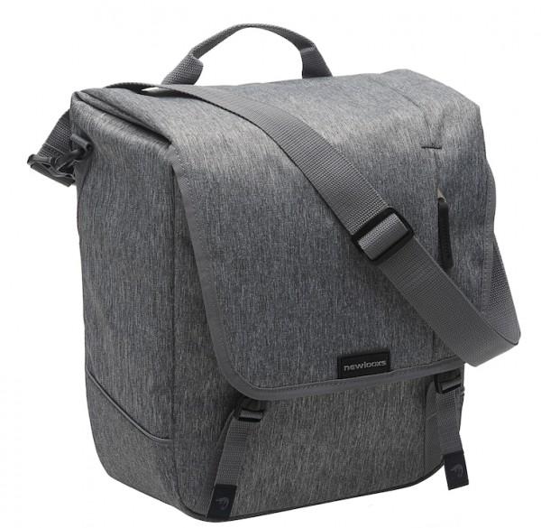 NEW LOOXS Einzeltasche Nova Befestigung: Haken | grau