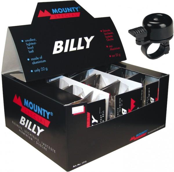 MOUNTY SPECIAL Glockendisplay Billy bunt sortiert