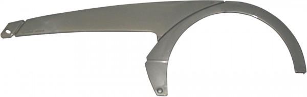 HORN Kettenschutz Catena 4810 Kompatibilität: bis 48 Zähne | 2/3-fach | silber