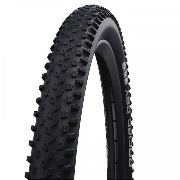 SCHWALBE Fahrradreifen Nobby Nic HS 602 29 Zoll | ETRTO: 57-622 | Falt | TwinSkin | schwarz Twinskin