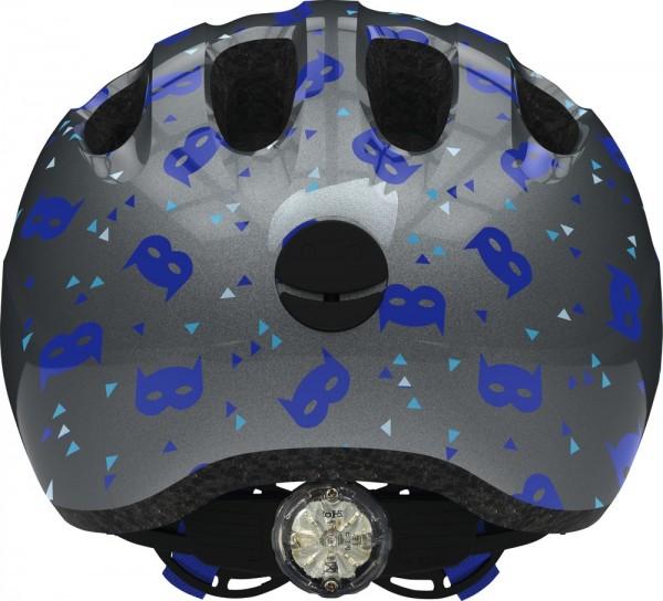 ABUS Fahrradhelm Smiley 2.1 blue mask M