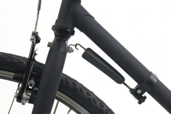 HEBIE Lenkungsdämpfer für starre Gabel | für Rohrdurchmesser 28-62 mm