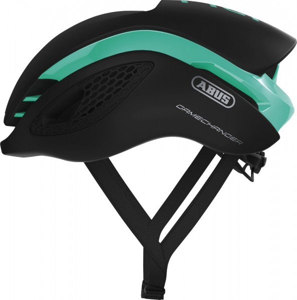 ABUS Fahrradhelm GameChanger celeste green L