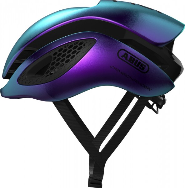 ABUS Fahrradhelm Fahrradhelm GameChanger flip flop purple L