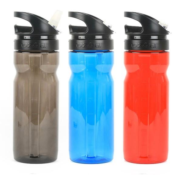 ZÉFAL Trinkflasche Trekking 700 Inhalt: 700 ml   smoke