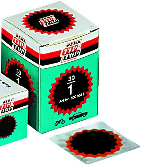 REMA TIP TOP Fahrradflicken Nr. 1 rund
