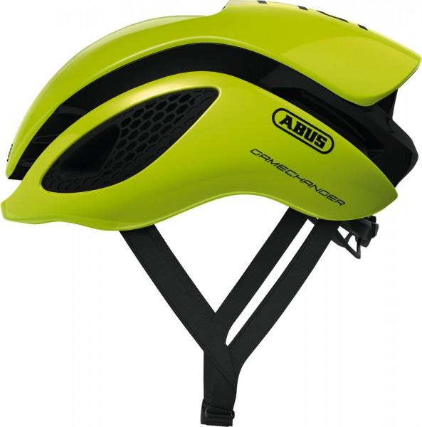 ABUS Fahrradhelm GameChanger neon yellow M