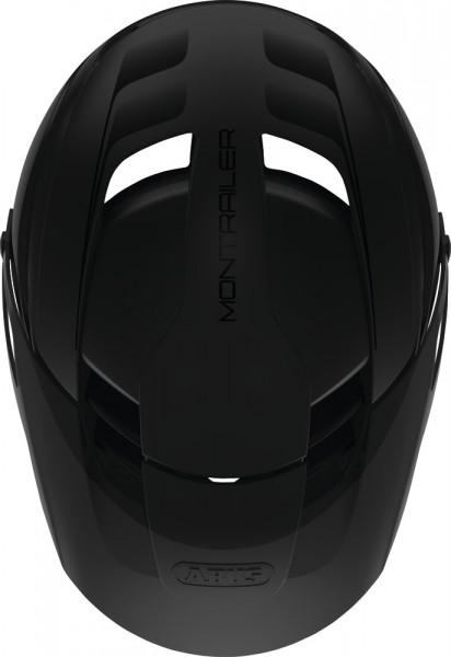 ABUS Fahrradhelm MonTrailer MIPS velvet black M