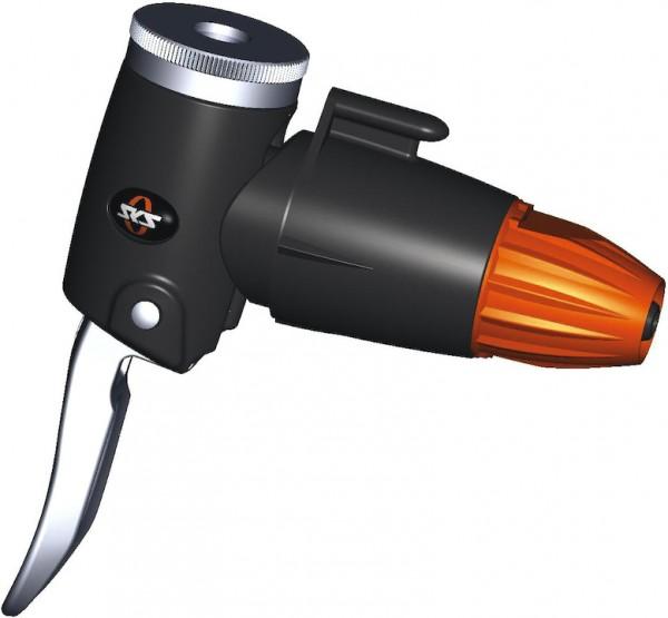 SKS Pumpenkopf E.V.A. schwarz / orange
