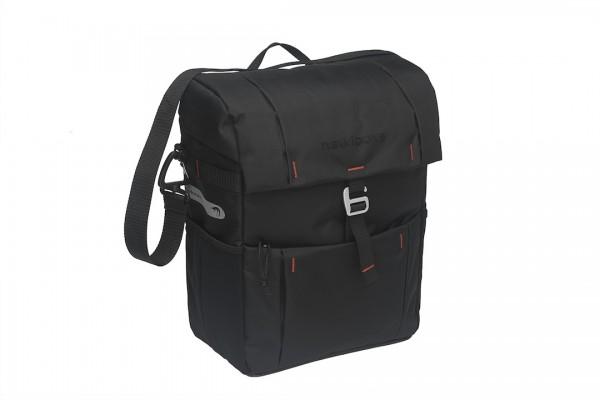 NEW LOOXS Einzeltasche Vigo Befestigung: R&K Haken   schwarz