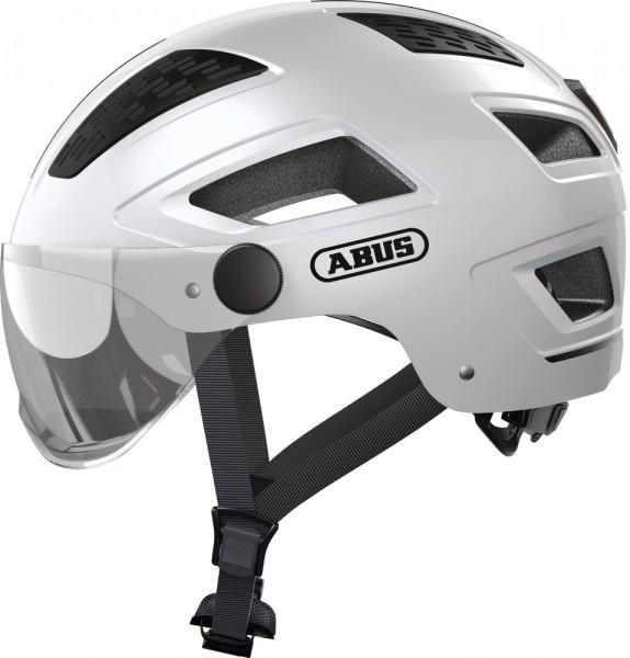 ABUS Fahrradhelm Fahrradhelm Hyban 2.0 ACE polar white XL