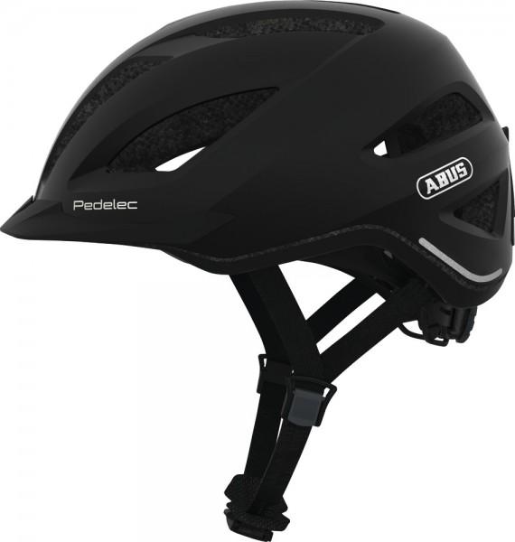 ABUS Fahrradhelm Pedelec 1.1 black edition M