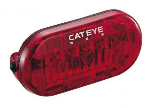 CATEYE Sicherheits-Lampe TL-LD135 Omni 3 Farbe Licht: rot
