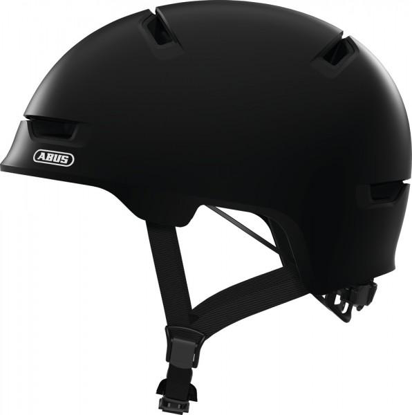 ABUS Fahrradhelm Scraper 3.0 velvet black M