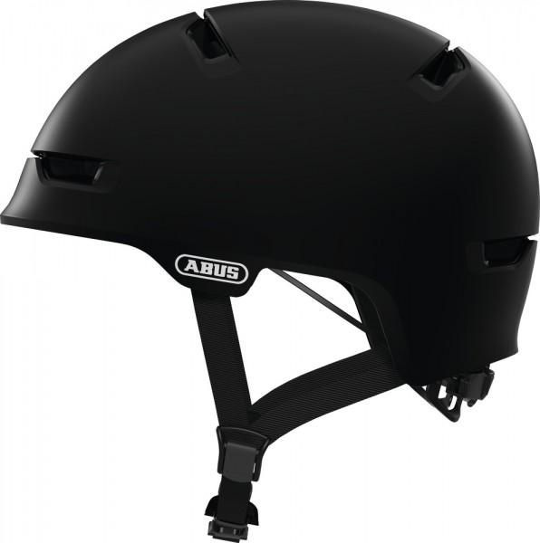 ABUS Fahrradhelm Scraper 3.0 ACE velvet black L