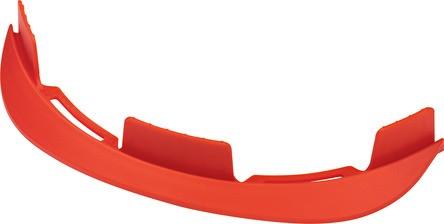 ABUS Fahrradhelm Ersatzschirm Scraper 2.0 orange