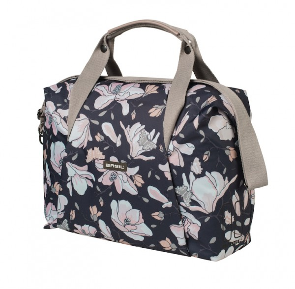 BASIL Schultertasche Magnolia Carry All Bag Befestigung: Hook-On System | pastel powders