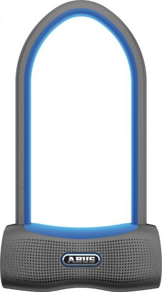 ABUS Bügelschloss 770A SmartX grau / blau   Höhe: 230 mm