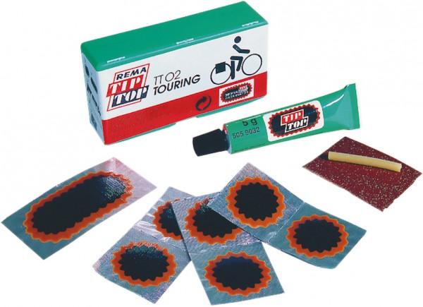 REMA TIP TOP Flickzeug-Set TT02 Montageverpackung