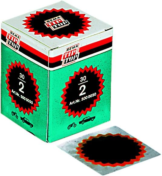 REMA TIP TOP Fahrradflicken Nr. 2 rund