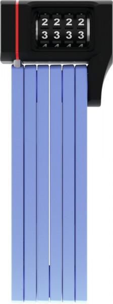 ABUS Fahrradschloss Faltschloss uGrip BORDO? 5700/80C blue SH