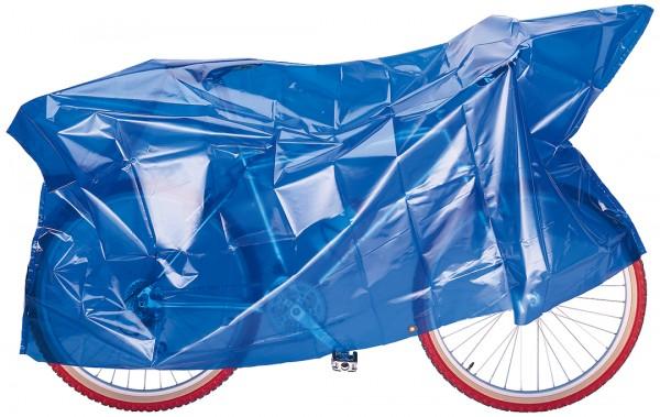 POINT Fahrrad-Garage Folie blau