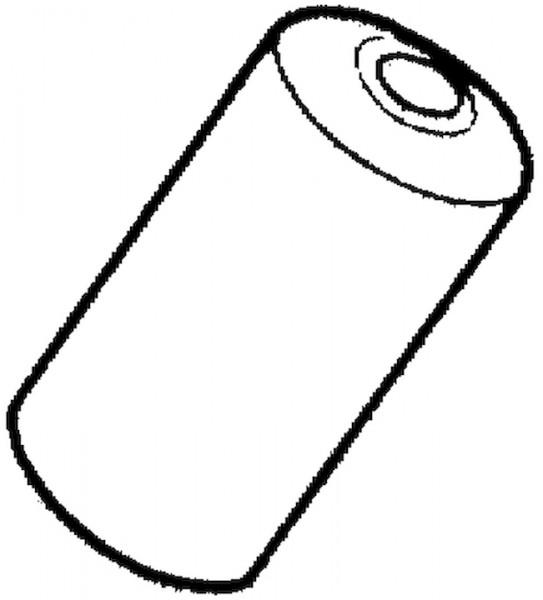 SHIMANO Endkappen Außenhülle Bremszug Durchmesser: 6 mm | Verkaufs-Display