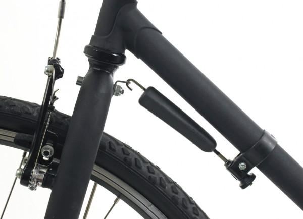HEBIE Lenkungsdämpfer für Federgabel | für Rohrdurchmesser 28-62 mm