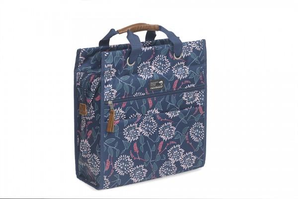 NEW LOOXS Einkaufstasche Lilly Zarah Befestigung: Haken | blau