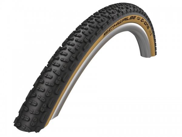 Schwalbe Fahrradreifen G-One Ultrabite HS 601 Classic Skin 50-622 28 x 2,00 11654068.01 RaceGuard T