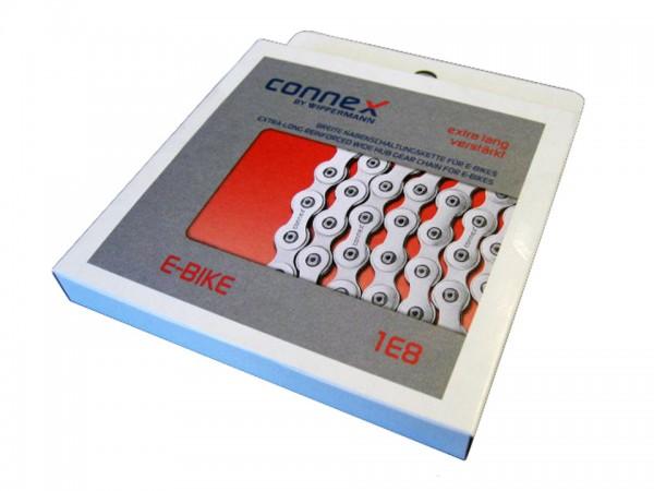 CONNEX E-Bike Kette 1E8 Kompatibilität: Nabenschaltung   SB-Verpackung   124 Glieder