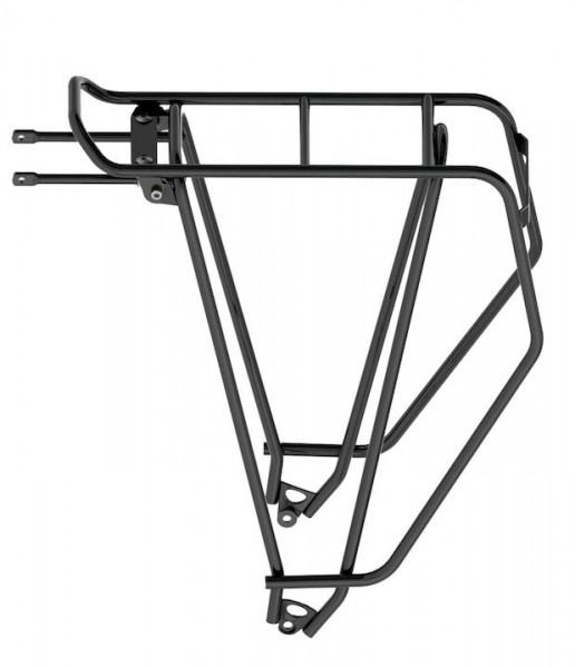 TUBUS Gepäckträger Cargo Evo schwarz | Laufradgröße: 28 Zoll