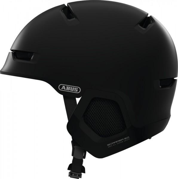 ABUS Fahrradhelm Scraper 3.0 ERA velvet black L