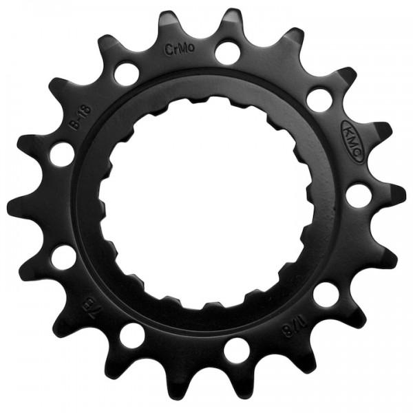 KMC Ritzel für Bosch Gen 2 21 Zähne | Für Bosch Gen II, KMC E-Bike Kette z.B. e101 | SB-Verpackung