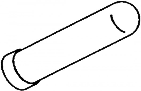 SHIMANO Endkappen Bremsinnenzug Durchmesser: 1,6 mm | Verkaufs-Display