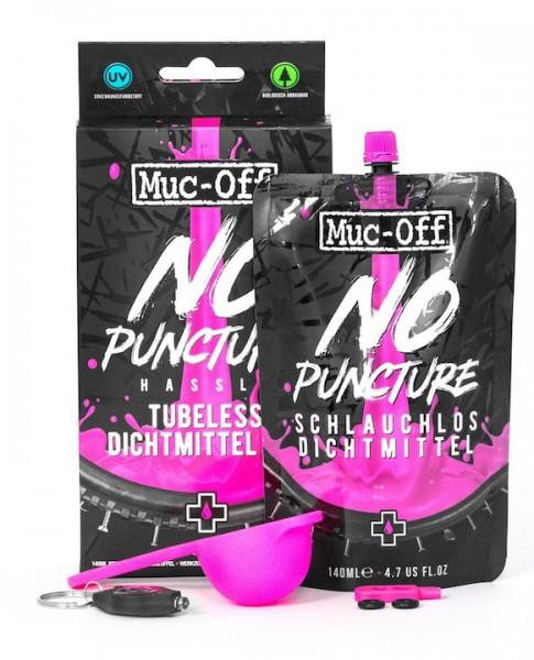 MUC-OFF Dichtmittel No Puncture Kit 140 ml