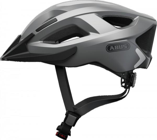 ABUS Fahrradhelm Fahrradhelm Aduro 2.0 glare silver S