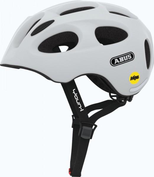 ABUS Fahrradschloss Youn-I MIPS polar matt M Kopfumfang [cm] 52-57