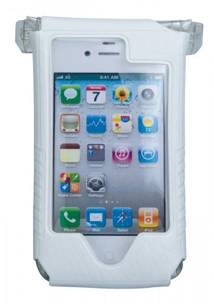 TOPEAK Smartphonetasche DryBag für iPhone Maße: 7 x 3,1 x 12,5 cm   Apple iPhone 4/4S   weiß