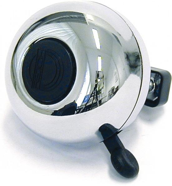 REICH Ding-Dong Glocke verchromt | Durchmesser: 80 mm