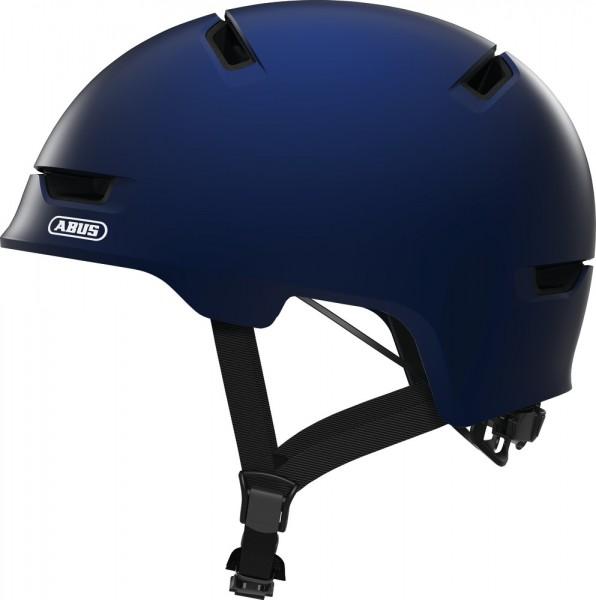 ABUS Fahrradhelm Scraper 3.0 ultra blue M