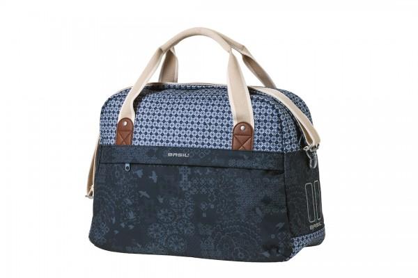 BASIL Schultertasche Bohème Carry All Bag Befestigung: Hook-On System | indigo blau