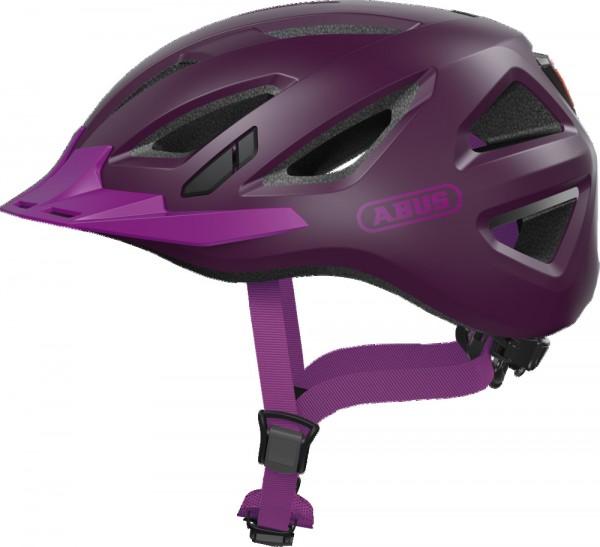 ABUS Fahrradhelm Urban-I 3.0 core purple L